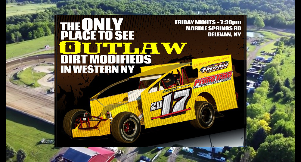 Outlaw Dirt Modifieds